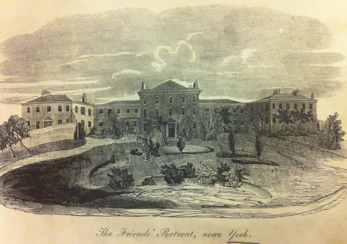 drawing of York Retreat